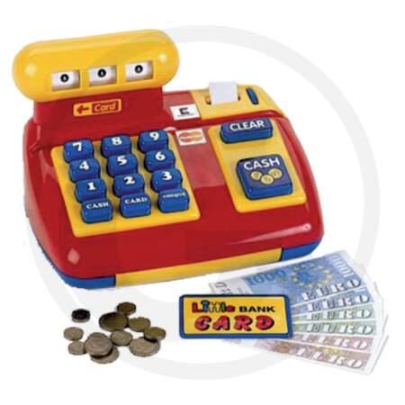 Vaikiškas kasos aparatas su priedais KLEIN