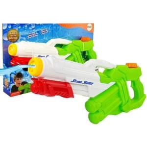 Vandens šautuvas, žaliai baltas