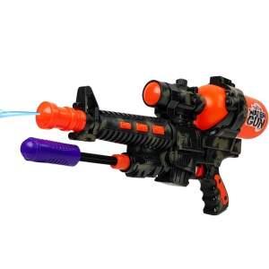 Vandens šautuvas, juodas