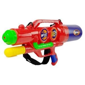 Vandens šautuvas, raudonas