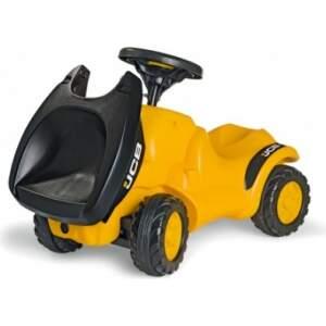 Mini paspiriamas traktorius ROLLY TOYS JCB DUMPER