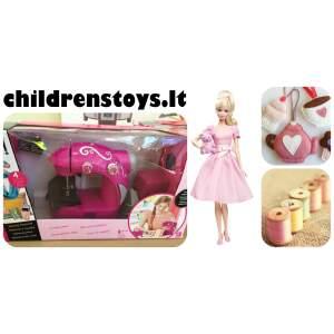 Vaikiška siuvimo mašina (pažeista pakuotė)