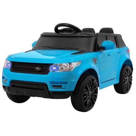 """Vaikiškas elektromobilis """"Start Run"""" Mėlynas"""