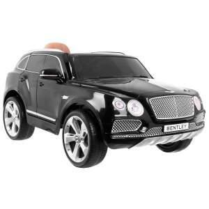 """Vaikiškas elektromobilis """"Bentley Bentayga"""" Juodas"""