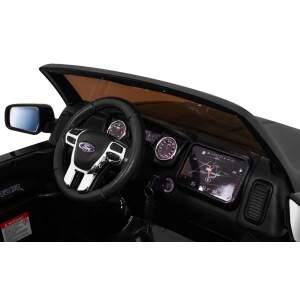 "Vaikiškas elektromobilis ""Ford Ranger Raptor"" Juodas"