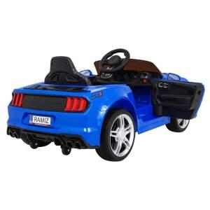 """Vaikiškas elektromobilis """"GT Sport"""" Mėlynas"""