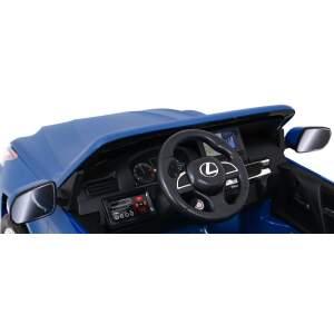 """Vaikiškas elektromobilis """"Lexus LX570"""" Mėlynas - Lakuotas"""