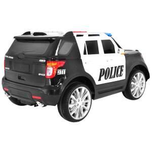"""Vaikiškas policijos """"SUV"""" elektromobilis"""