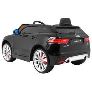 "Vaikiškas elektromobilis ""Jaguar F-Pace"", juodas"