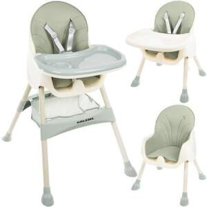 "Maitinimo kėdė ""Kruzzel"", 3in1, žalia"