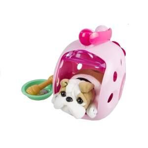 """Šuniukas su dėže ir priedais """"Buldogas"""""""