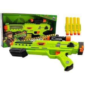 Žaislinis šautuvas su putplasčio kulkomis