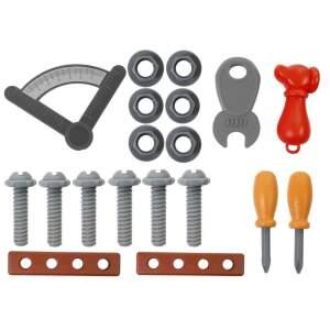 Įrankiai kuprinėje