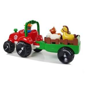 Traktorius su priekaba