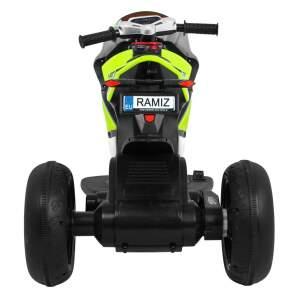 """Vaikiškas triratis motociklas """"Super"""", žalias"""