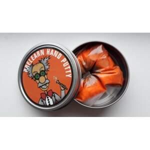 Išmanusis plastilinas su magnetu, oranžinis