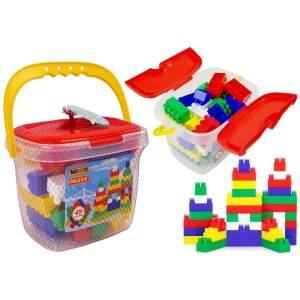 "Statybiniai blokai ""Builder"", 45 elementai"