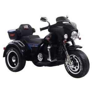 """Vaikiškas elektrinis motociklas """"ABM5288"""", juodas"""