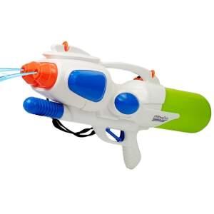 Dvigubas vandens šautuvas