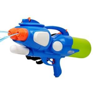 Dvigubas vandens šautuvas, mėlynas