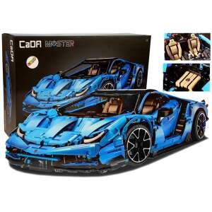 "Konstruktorius ""Auto Cada 770-4 Master Race"", 3842 elementai"