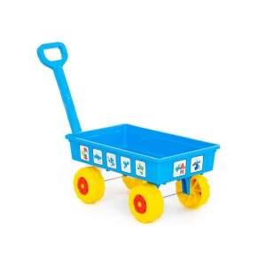 """Sodo vežimėlis """"Smurfai"""", mėlynas"""