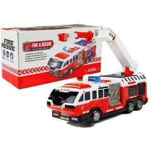 """Gaisrinės automobilis """"Fire & Rescue"""""""