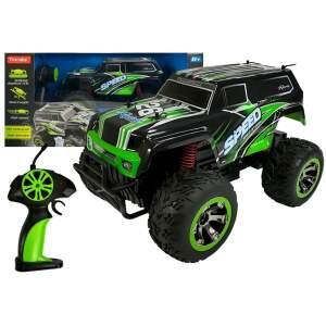 """Nuotoliniu būdu valdomas džipas """"Jeep Auto"""", žalias"""