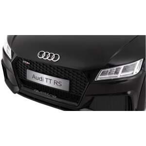 "Vaikiškas elektromobilis ""AUDI Quattro TT RS"" Juodas"