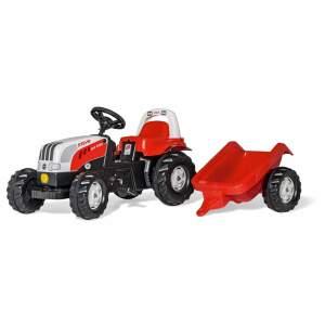 Traktoriukas ROLLY TOYS Steyr CVT 6165 minamas