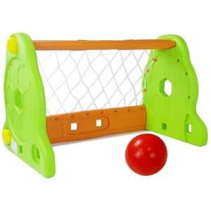 Vaikiški futbolo vartai, žali