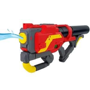 Didelis vandens šautuvas, raudonas