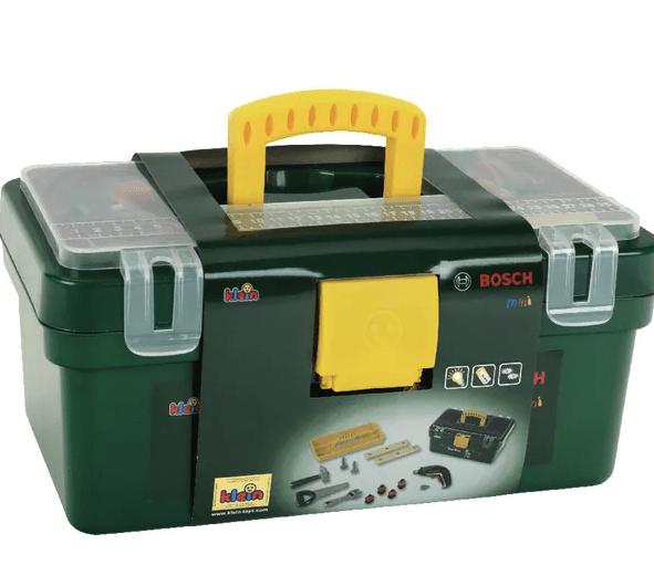 Klein įrankių lagaminas Ixolino II su  priedais Bosch