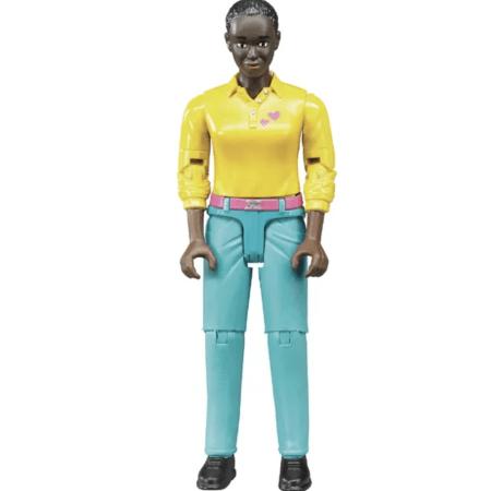 BRUDER moters figūra žmogeliukas, 60404
