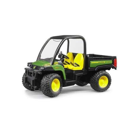 BRUDER žaislinė mašina John Deere Gator XUV 855D, 02491