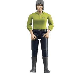 BRUDER žaislinė moters figūra, 60405
